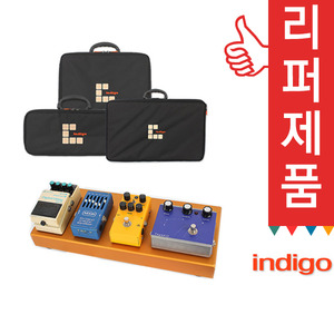 [중고] 이펙터케이스세트 indigo Effector Case+Pedal Board SET
