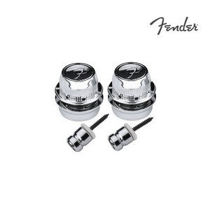 F Strap Locks Chrome (099-0818-300) 스트랩락