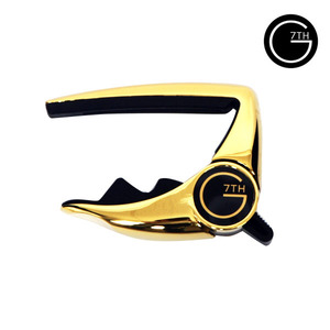 Performance Special Edition Gold CAPO 카포