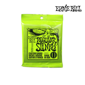 Regular Slinky Nickel Wound 010-046 (PO2221) 일렉기타줄