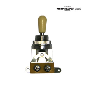 T111 Toggle Switch (Chrome/IV) 토글스위치