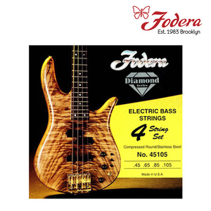 4 Strings-Stainless Steel-45-105 베이스기타줄