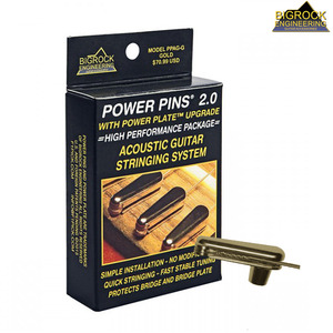 파워 브릿지핀 Power Pins 2.0 - Gold Set (PPAGA30G)
