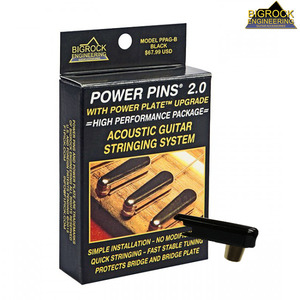 파워 브릿지핀 Power Pins 2.0 - Black Set (PPAGA20B)
