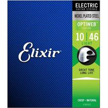 Elixir OPTIWEB Light 010-046 일렉기타줄 19052