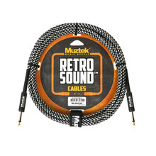 RS-500BS 천 (5m) RETRO SOUND CABLE 기타케이블
